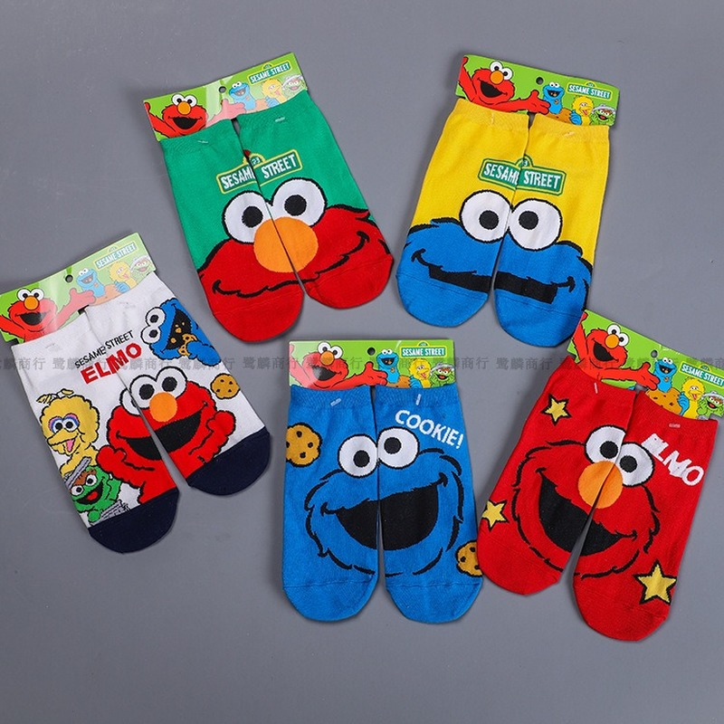 Женские носки уличные короткие носки для дам хлопковые кавайные Стандартные носки с мультяшным рисунком для взрослых осенние женские модн...