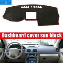 Car Dashboard Cover For Volvo Xc90 2002 2003 2004 2005 2006 2007 2008 2009 2010 2011 2012 2013 Dash Mat Pad Carpet Sun Shade