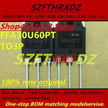 SZFTHRXDZ 100% nuevo original (10 uds) MUR30U60PT 30U60PT 600V 30A TO3P