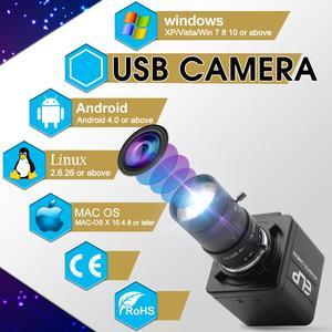 Image 5 - 高速usbカメラ 1080p hd mjpeg 60fpsの/120fps/260fps uvc omnivision OV4689 cmos usb pcのウェブカメラカメラとミリメートルバリフォーカルcsレンズ
