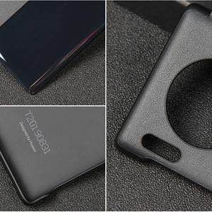 Image 3 - Huawei Mate 40 Pro Case Originele Flip Mate 30 Pro Cover Originele Mate30 Mate40 Pro Case Smart View Window Luxe wake Up