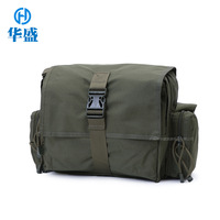Huasheng City EDC Equipment Waterproof Daily Life Service Outdoor Camouflage Bag Tactical Multi functional Shoulder Army Fans Ba|Fans| |  -