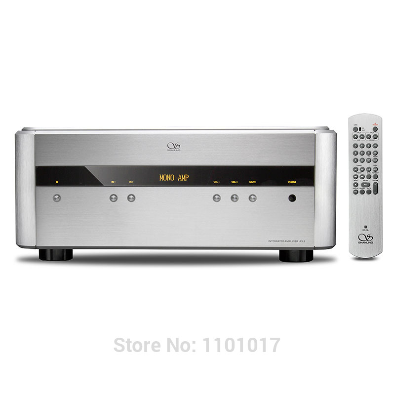 Shanling A3 2 Hi End Amplifier HIFI EXQUIS 200Wx2 Mono Stereo Pur Power Intereated AMP 4