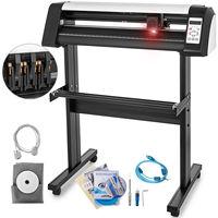 28 Polegada vinly sinal máquina de corte cortador vinil plotter starter pacote kit software