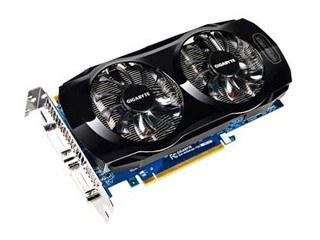 Gigabyte GV-N560UD-1GI Graphics Cards 256 Bit GTX 560 1 GB GDDR5 HDMI 2*DVI For Nvidia Geforce GTX560 Original Used Video Card