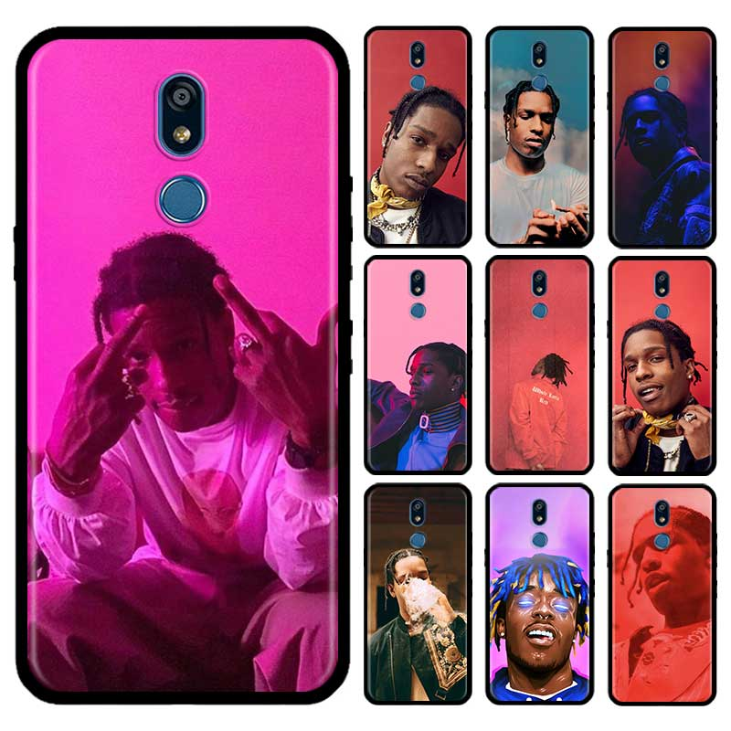 Ynw Melly Pop Case For LG G6 G7 G8 Thinq K40 K40s Q51 Q60 Q61 Q70 K41s K50s K51s K61 Tpu Phone Carcasa Capas