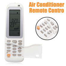 Universal Air Conditioner Remote Control White Air Conditioning Remote Controller For Airwell Electra/Airwell Electra RC-3 цена 2017
