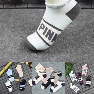 Funny Socks Skarpetki Calcetines Harajuku-Letter Streetwear Meias Sokken Damskie Vintage