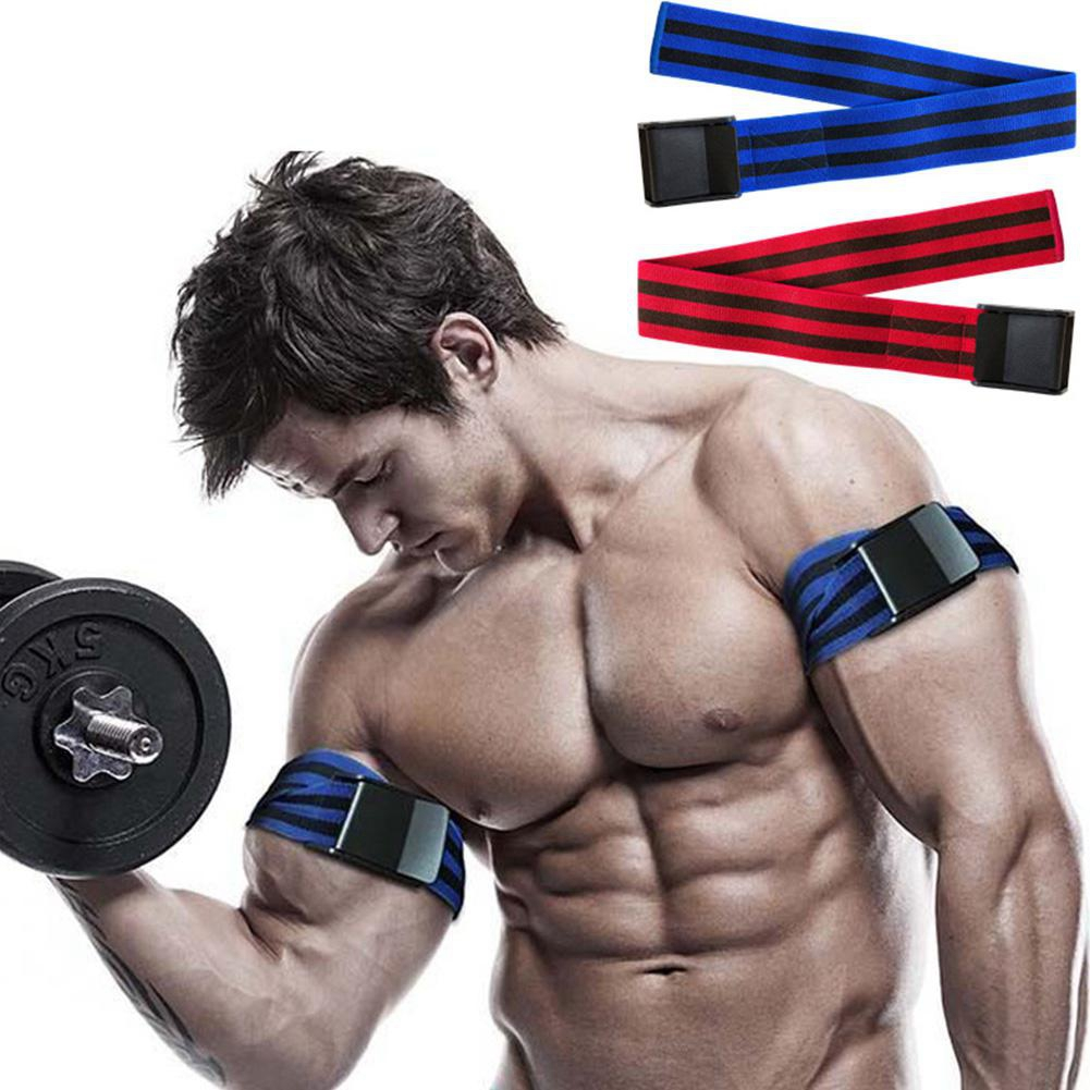 Occlusion Wraps Pro Resistance Bands Fitness Arm Leg Blaster Elastic Exercise Bands For Blood Flow