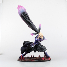 Anime Figure Fate Black Saber Alter Boxed PVC Action Figure Toys Collection Model For Christmas Gift union creative prison school meiko shiraki sexy action figure pvc collection model toys anime brinquedos for christmas gift