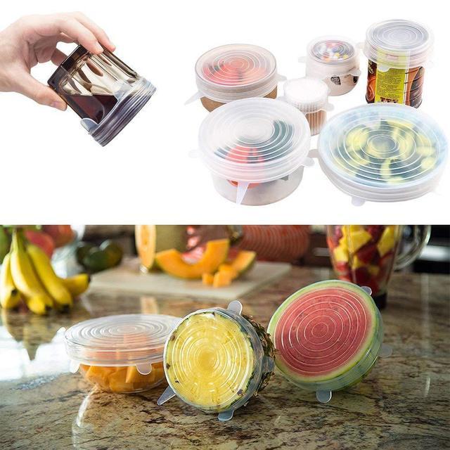 Silicone Food Storage Case 4