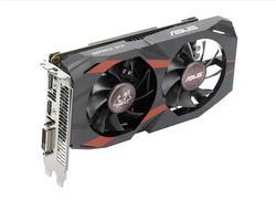 ASUS GTX1050ti 4G komputer stacjonarny karta graficzna używane 90% nowy