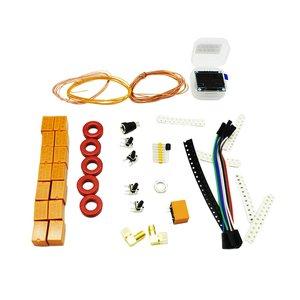 100 Вт OLED ATU100 автоматический антенный тюнер DIY наборы 1,8-50 МГц 0,96 дюймов авто антенный тюнер Авто Набор для настройки дня запчасти