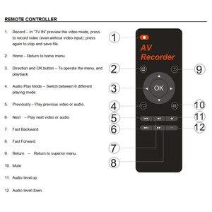 Image 5 - CVBS الصوت والفيديو التقاط صندوق محول AV مسجل VHS VCR DVD DVR Hi8 لعبة لاعب كاسيت الشريط كاميرا الفيديو إلى MP3 MP4 HDMI HD TV