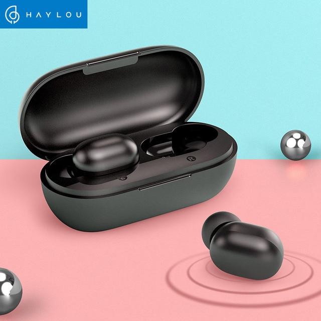 Haylou – écouteurs sans fil Bluetooth QCC 3020 GT1 Plus, APTX HD, son réel, oreillettes DSP, suppression du bruit