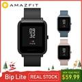 Действительный ассортимент товаров! Глобальная версия Amazfit Huami Bip Lite 2 Xiaomi Смарт часы gps 45 дней батарея глонесс сердечного ритма умные часы