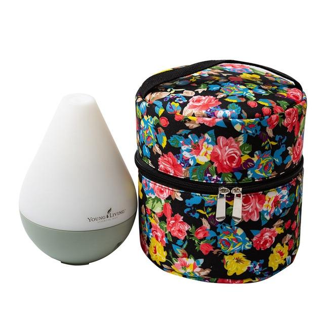 Sac de transport pour DoTERRA   10 bouteilles, diffuseur dhuile essentielle, mallette fourre-tout sac daromathérapie pour DoTERRA