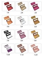Makeup Custom Mink Eyelashes Packing Boxes Beauty False Gift Box For 25mm Lashes Package Customize Storage
