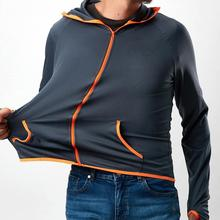 Летнее уличное пальто с защитой от солнца быстросохнущая дышащая куртка для уличный для прогулок и рыбалки на велосипеде