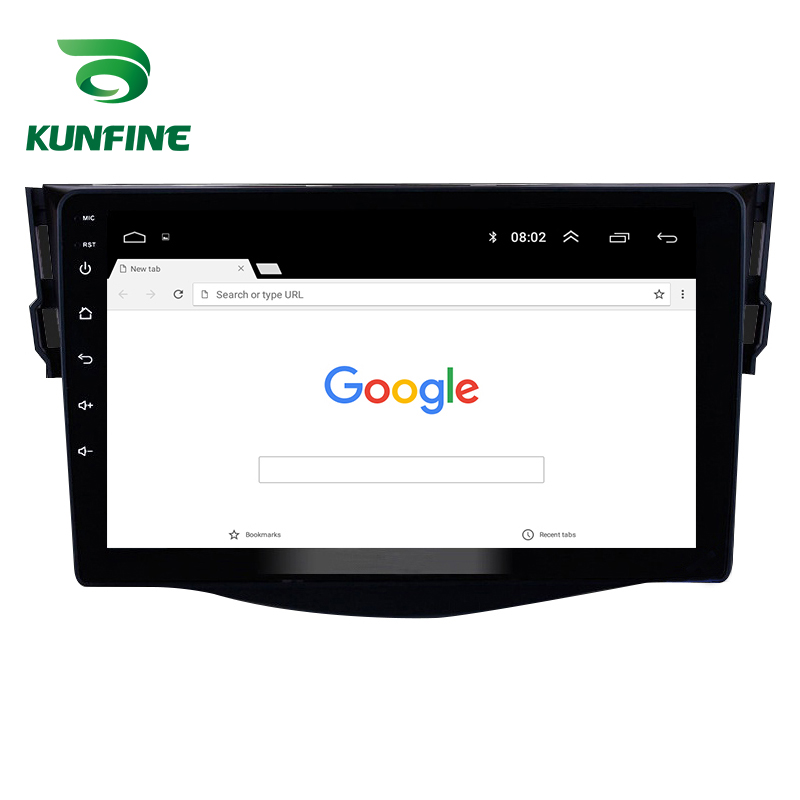 Android Car DVD GPS Navigation Multimedia Player Car Stereo For Toyota RAV4 2007-2012 Radio Headunit (4)