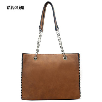 Luxury Brand Women Leather Handbags Women's Pu Tote Bag Large  Capacity Female Shoulder Bags  Women Messenger Bags women s handbag 2019 new women messenger bag casual women pu leather handbags lady classic shoulder bags female tote bags