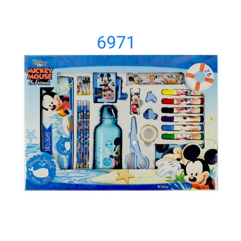 Genuine Product Set Children's Day Boxed Gift Students Pitcher Watercolor Pen Stationery Set Gift Scriptum