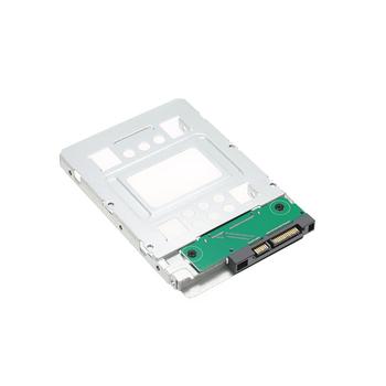Bardzo ciężko napęd dysku konwersji każdego 2 5 #8222 SATA SSD lub dysk twardy dla każdego 3 5 #8221 SATA SSD dla 3 Gb s i 6 Gb s SATA SSD s i bardzo ciężko napęd dysku s tanie i dobre opinie Arealer 2 5 Dysk do 3 5 2 5 SSD to 3 5 SATA Hard Disk Drive Metal 14 5 * 10 * 1 1cm 5 71 * 3 94 * 0 43in(L * W * H)