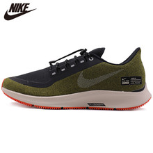Original NIKE AIR ZM PEGASUS 35 SHIELD Men's Running Shoes Hot Anti-slip Sneaker
