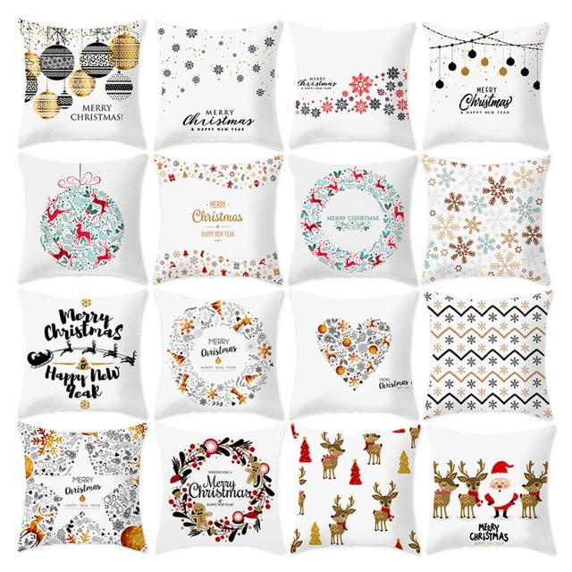 Pillowcase Christmas Decor 4