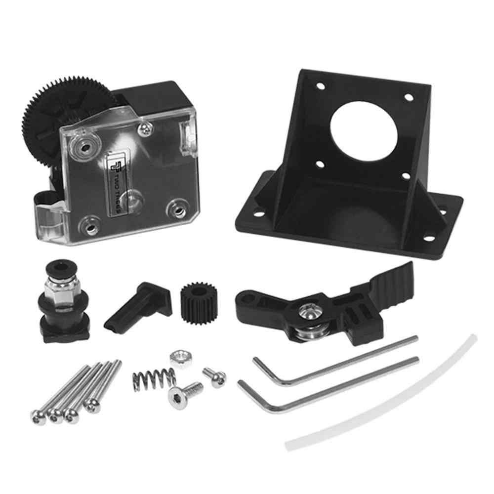 3D Titan Extruder Volledige Kit met NEMA 17 Stappenmotor voor 3D Printer Onderdelen ondersteuning 1.75 Direct Drive Bowden Montage beugel
