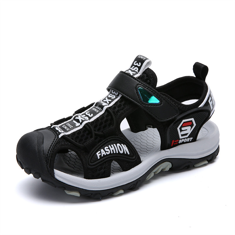 Kids Shoes Summer Beach Sandals Outdoor Breathable Boys Girls Clogs Children Sneakers Seasides Slider Shoes Sandalia Infantil