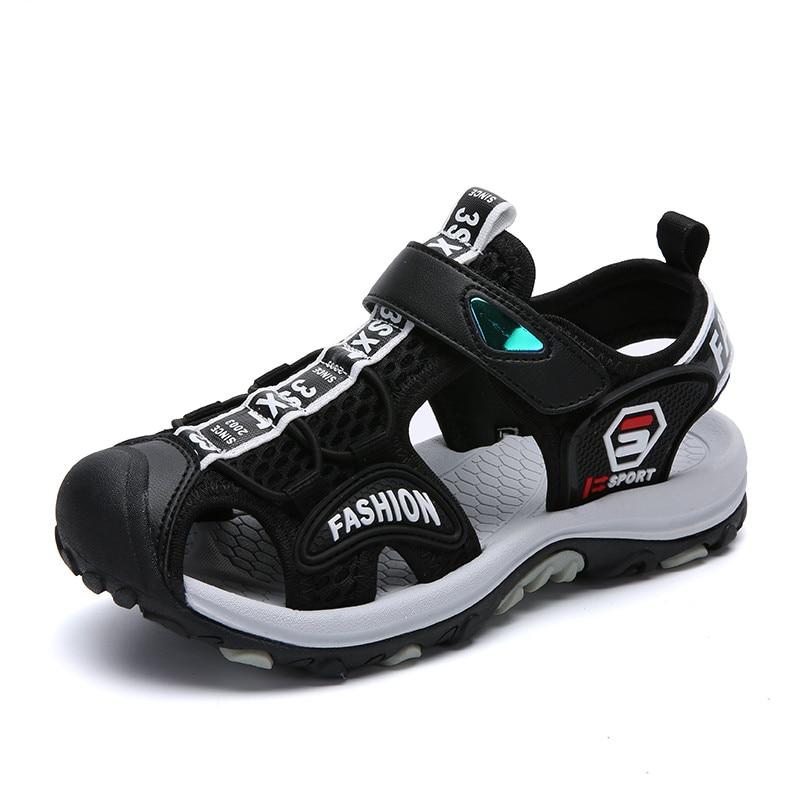 Kids Shoes Summer Beach Sandals Outdoor Breathable Boys Girls Clogs Children Sneakers Seasides Slider Shoes Sandalia Infantil