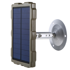 Image 2 - フル屋外狩猟カメラバッテリーソーラーパネル電源充電外部パネル電源野生のカメラフォトトラップH801 h885 H9 H3 h