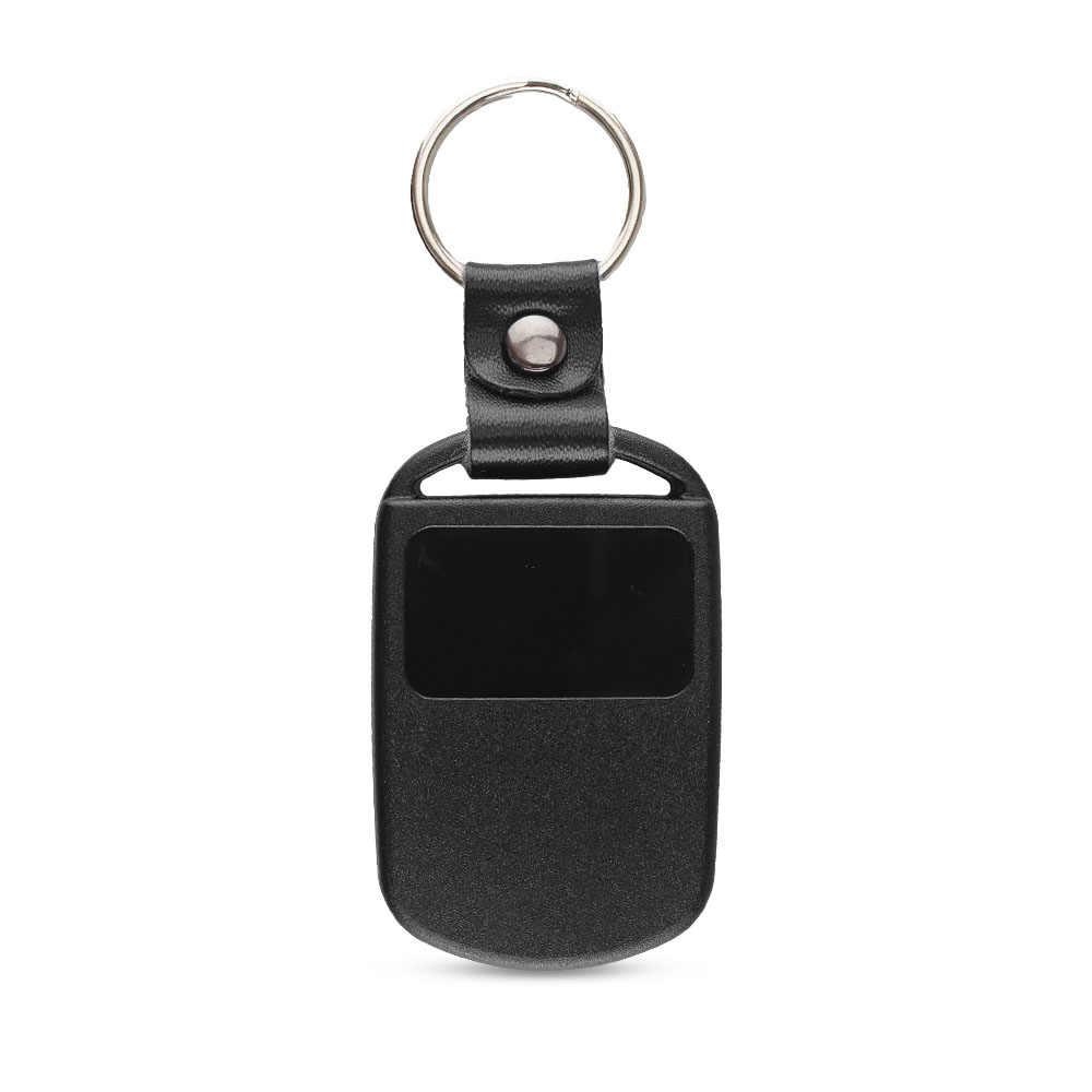 KEYECU para Hyundai Sonata acento Elantra 3 botón de control remoto clave Shell caso del sin batería 2002 de 2003 de 2004 a 2005