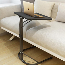 Folding Laptop Table Adjustable Lifting Laptop Desk Notebook Table for Bed Sofa Reading Outdoor Portable Study table