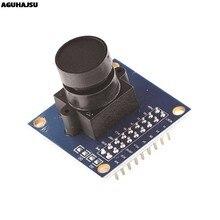 Módulo de câmera OV7670 OV7670 moduleSupports VGA CIF exibição de controle de exposição automática do tamanho do ativo 640X480 Para Arduino
