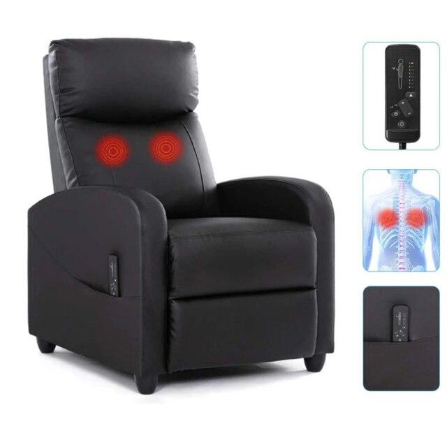 Massage Recliner Chair  1