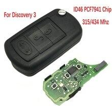 Автомобильный пульт дистанционного управления Datong для Land Rover Range Rover LR3 Discovery HU101 Blade 315/434 МГц ID46 PCF7941 чип замена пустого ключа
