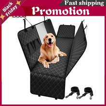 Dog Car Seat Cover For Small Large Dog Carrier Waterproof Pet Transport Rear Back Seat Protector Mat Hammock Mat Cushion
