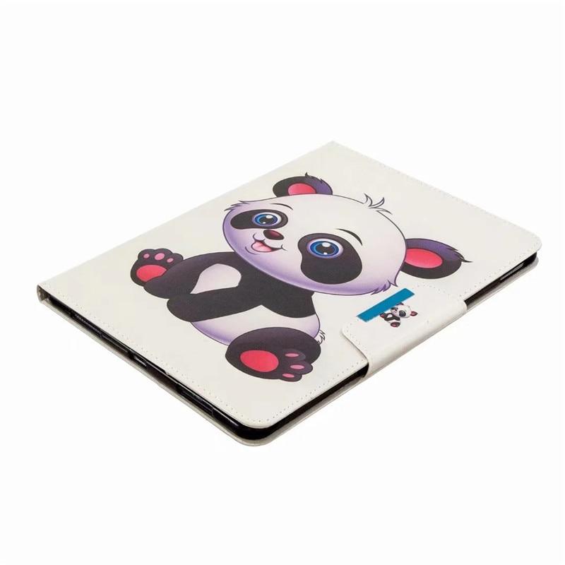Coque For for Tablet Kawaii Case Cover Pro Funda Panda Unicorn 2020 11 Flamingo iPad