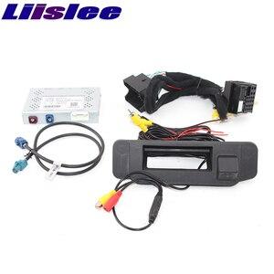 Image 5 - Reversing kamera arayüzü yedek orijinal monitör yükseltme Mercedes Benz MB için A B C E M CLA CLS SLC SLK GLC GLA GLK NTG sistemi