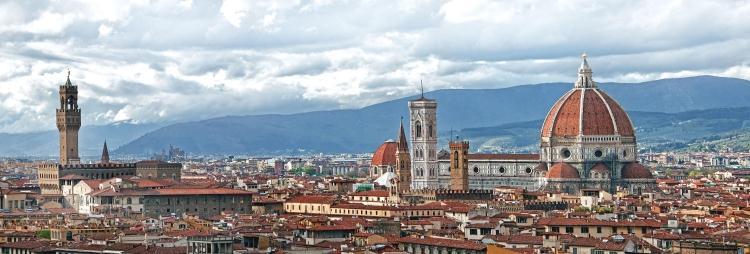 Adulte Puzzle 950 Version longue paysage ville animée Florence, italie Relaxation Puzzle cadeau moderne Simple chevet tenture murale