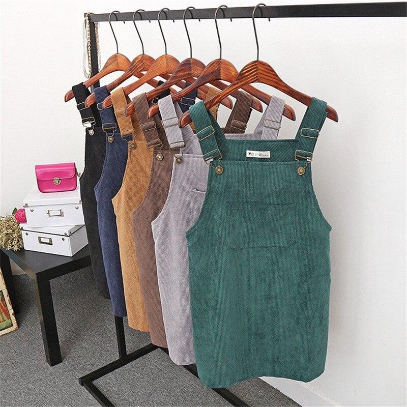 HziriP 2020 Summer Fashion Women Midi Dress Vintage College Wind High Waist Solid Casual Skirts Female 8 Colors