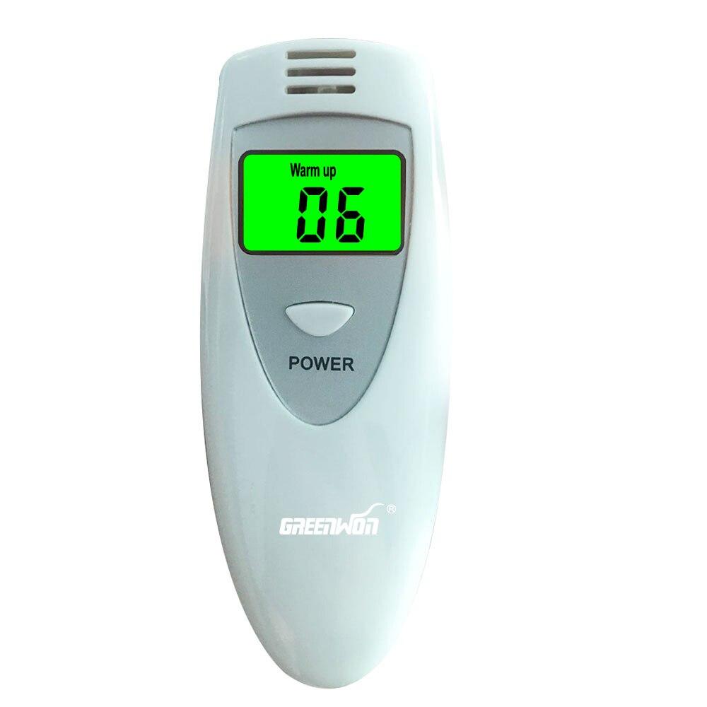 GREENWON three color display breath Keto Meter ketone tester ketosis meter monitor, breath keto monitor, fat burn & weight loss