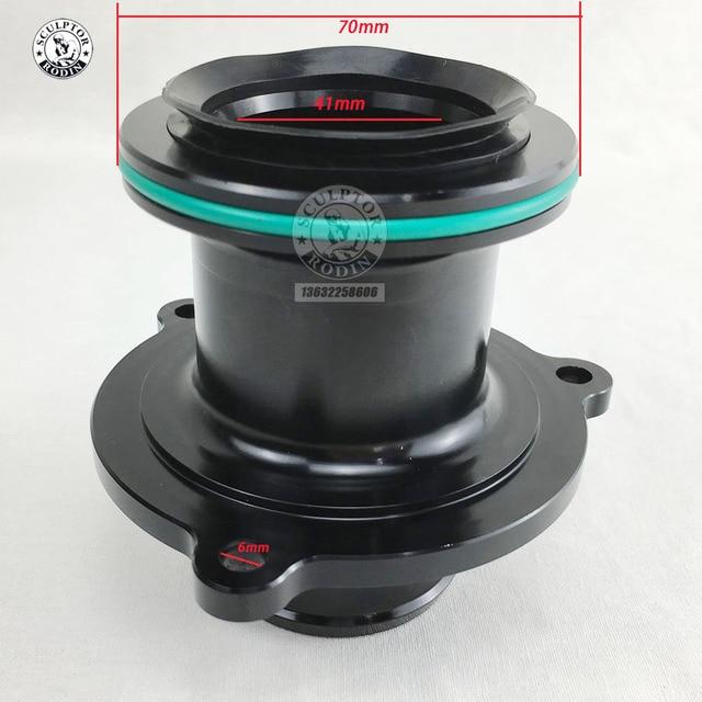 Turbo inlet outlet upgrade pipes tubes Turbo Muffler delete for golf 7 audi A3 8V S3 S1 TT leon EA888 Gen3 1.8T 2.0T 6