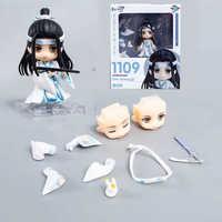 Nendoroid 1109 Anime grand maître de la culture démoniaque Lan Wangji PVC figurine à collectionner modèle jouet