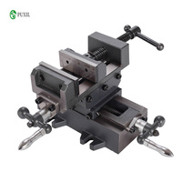 6 Inch Cross Vise Precision Heavy Duty Bench Vise Bench Drill Milling Machine Cross Vise 6 Inch special cross pliers