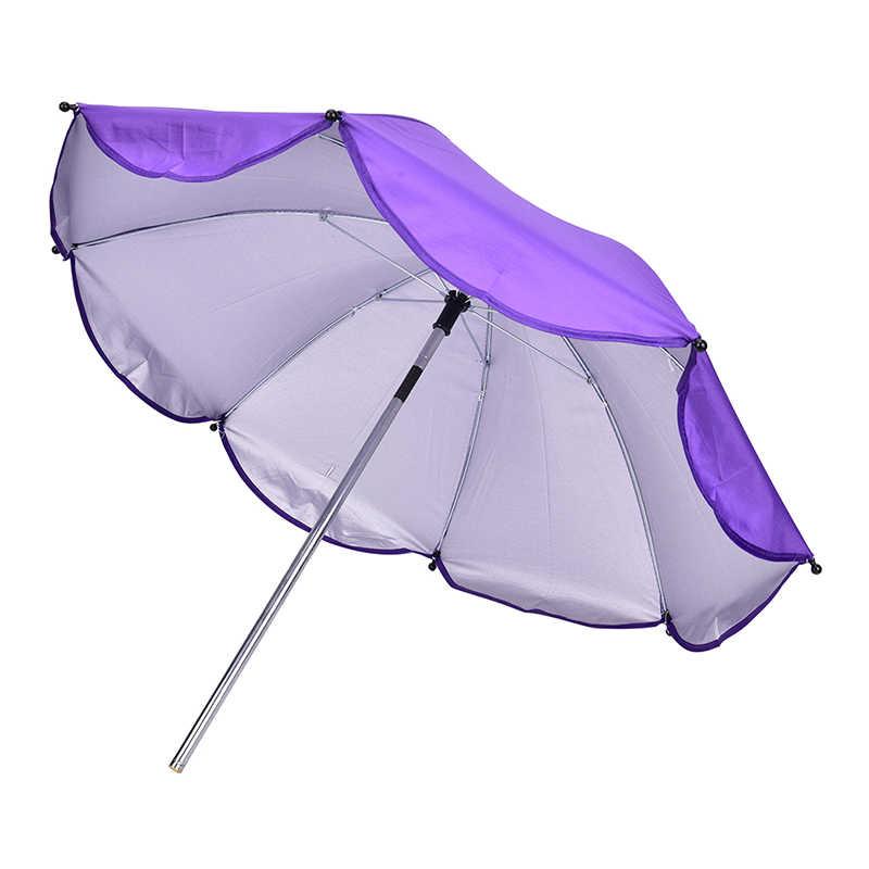 Baby Sun Umbrella Parasol Buggy Pushchair Pram Stroller Accessories Adjustable Kids Stroller Umbrella Shade Canopy Covers