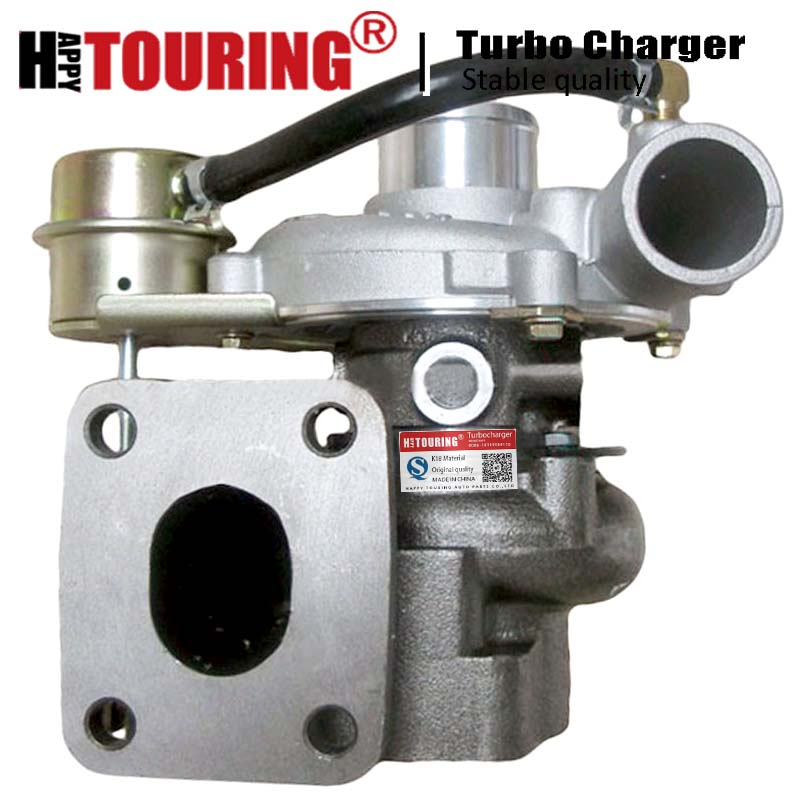 <font><b>Turbo</b></font> GT1749S turbocharger for Hyundai Chrorus bus Mighty Truck 3.5T 3.3L D4AE 471037-0001 471037-0002 28230-41421 471037-5002S image