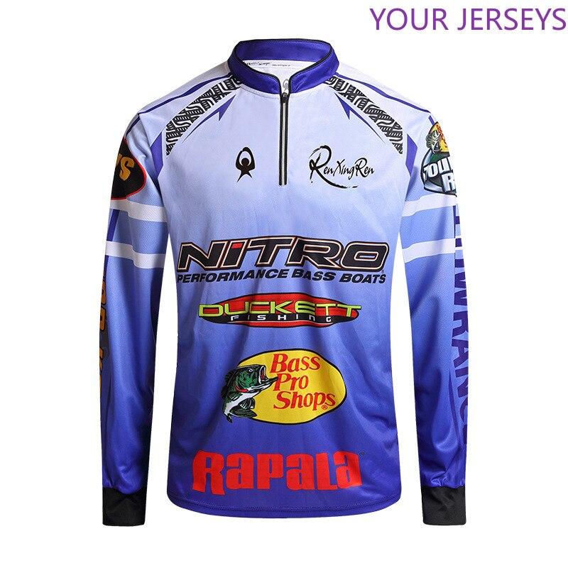 2020 Fishing Clothing For Men Summer Breathable Dry Sun UV Protection Sportswear Man Outdoor Fishing Shirts DAIWA Pesca Camiseta